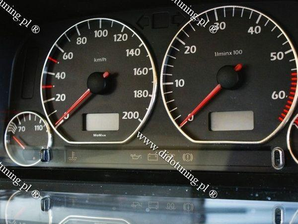 Кольца в щиток приборов VW Golf III (91-99)