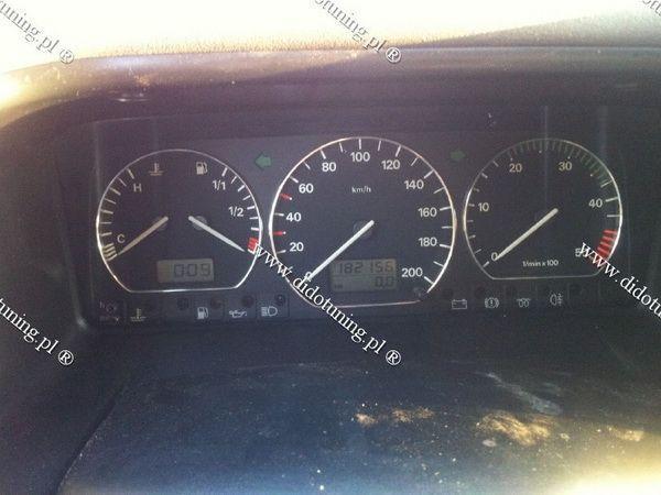 Кольца в щиток приборов VW Passat B4 замкнутые