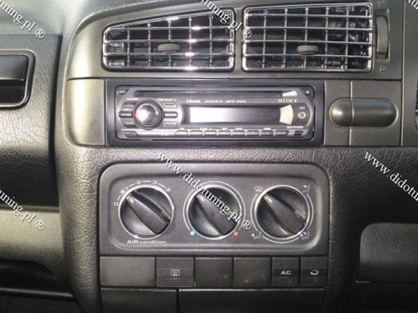 Кольца на ручки печки VW T4 (1990-2003)
