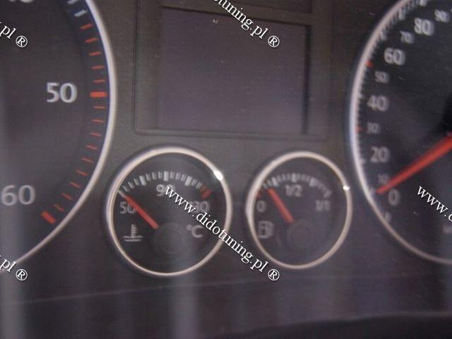 Кольца в щиток приборов VW Touran I (2003-2015)