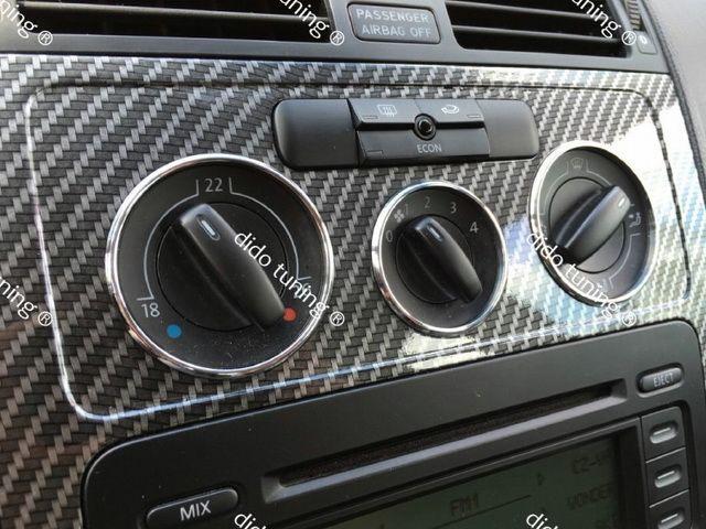 Колька печки VW Touran I (2003-2015) ручной кондиционер