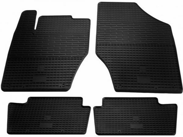 Резиновые коврики салона CITROEN C4 II (2011-) - Stingray