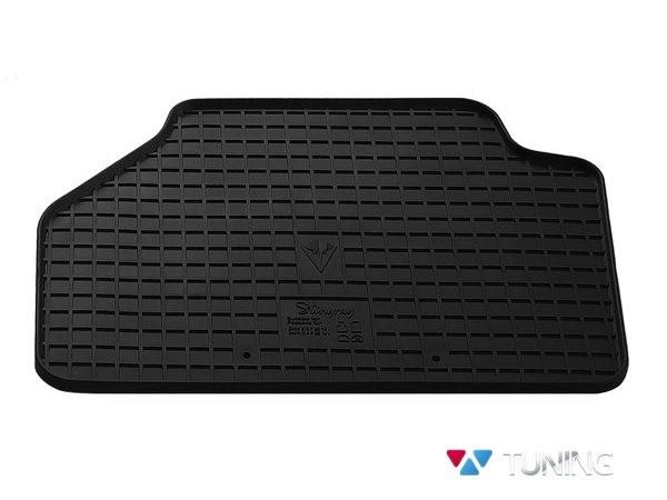 Коврик резиновый задний BMW X3 F25 - Stingray чёрный