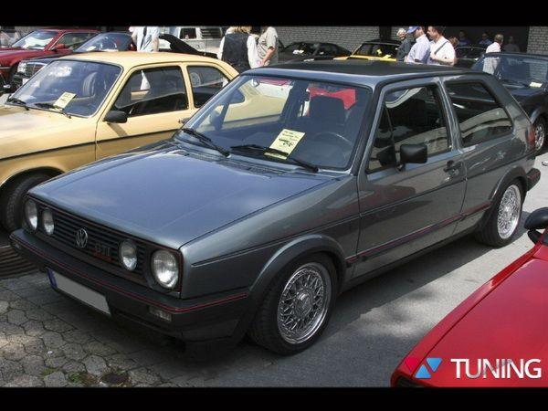 Расширители арок VW Golf II (1983-1987)