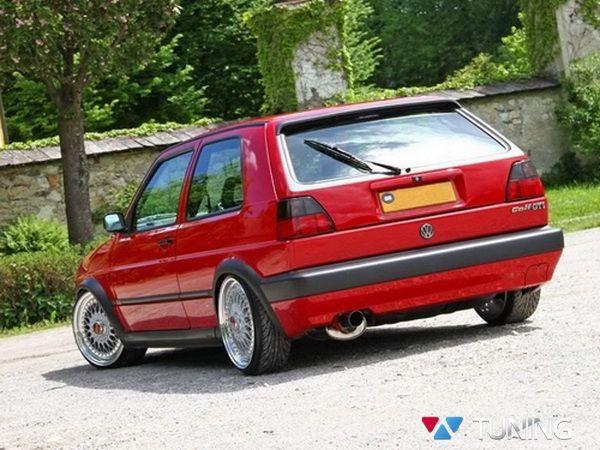 Расширители арок VW Golf II (1987-1992) рестайлинг