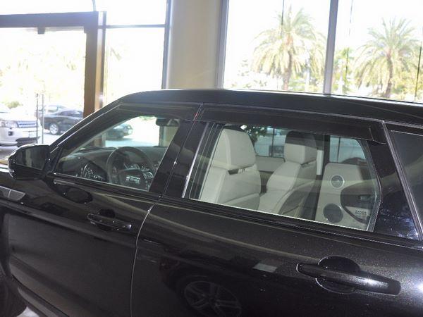 Ветровики Range Rover Evoque 5D - HIC (дефлекторы окон) 2