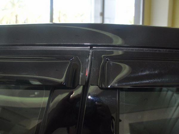 Ветровики Range Rover Evoque 5D - HIC (дефлекторы окон) 3