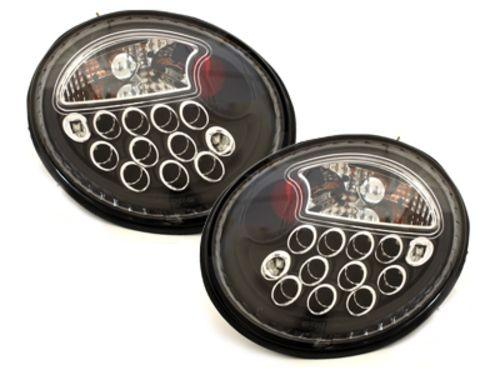 Фонари задние VW NEW Beetle A4 (97-05) SMOKE LED
