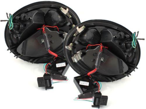 Фонари задние VW NEW Beetle A4 (97-05) SMOKE LED