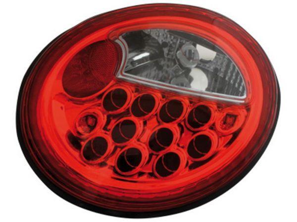 Фонари задние VW NEW Beetle A4 (97-05) RED LED