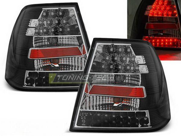 Стопы задние VW Bora A4 Sedan BLACK LED