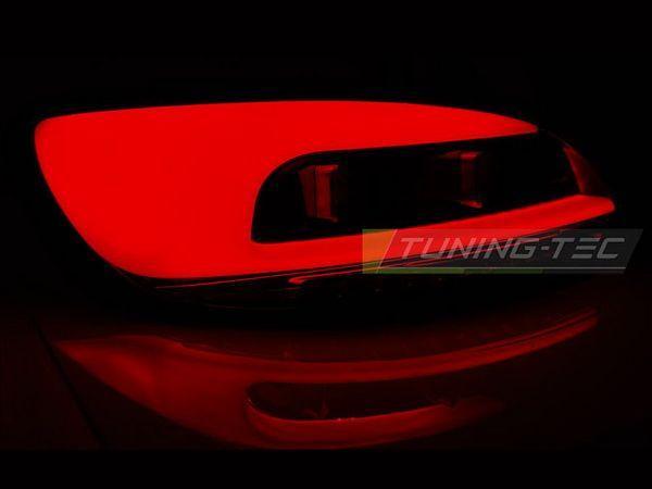 Стопы VW Scirocco III (08-14) красно-белые LED BAR