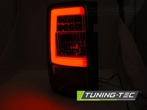 Стопы задние VW Caddy III (04-14) BLACK LED BAR