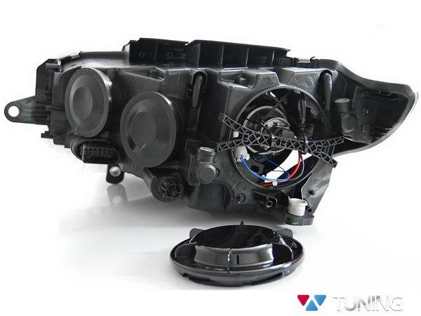 Фары VW Passat CC (08-12) DAYLIGHT BLACK