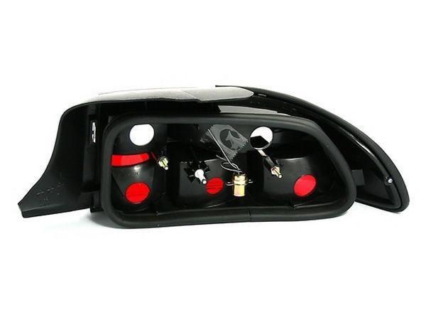 Фонари задние BMW Z3 (96-99) Cabrio КРАСНО-БЕЛЫЕ