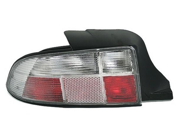 Фонари задние BMW Z3 (96-99) Cabrio БЕЛЫЕ