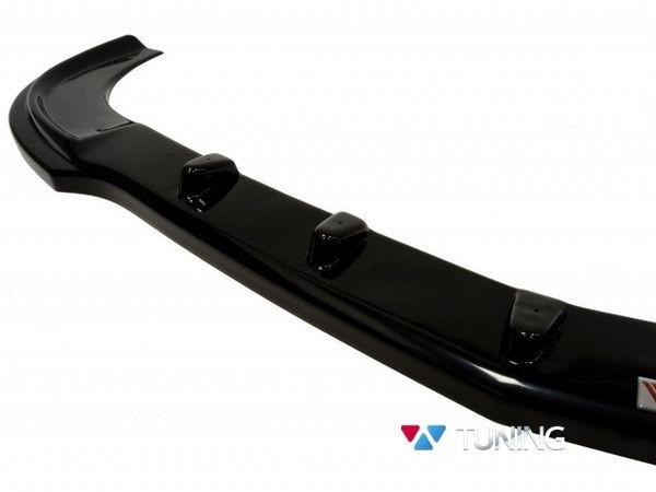 Сплиттер передний MERCEDES CLK W209 AMG204 4