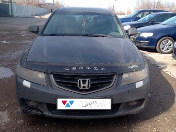 Мухобойка HONDA Accord VII (2002-2005) VIP