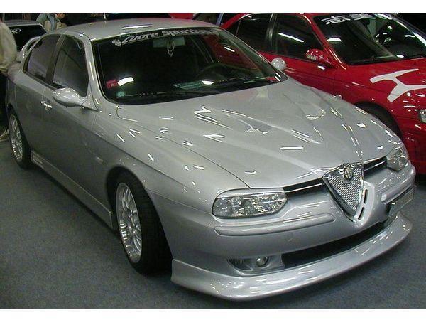Накладка бампера передняя ALFA ROMEO 156 (1997-2003)