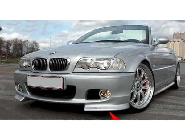 Накладка передняя (углы) бампера BMW 3 E46 M3
