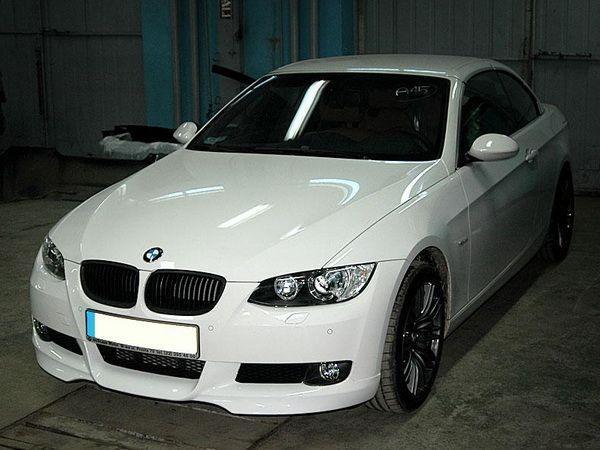 """Накладка переднего бампера BMW E92 / E93 (2006-) """"M3"""""""