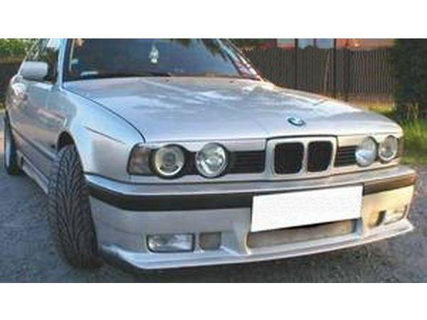 "Накладка переднего бампера BMW E34 (1988-1995) ""NK"""