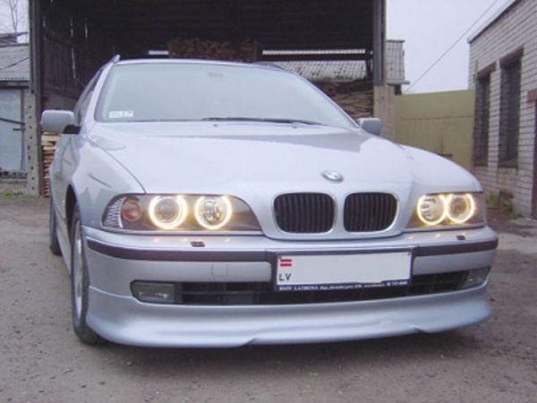 """Накладка бампера передняя BMW E39 (1995-2000) """"HAMANN"""""""
