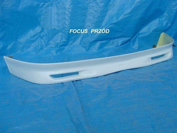 """Накладка бампера передняя FORD Focus I (1998-2001) """"GT"""""""