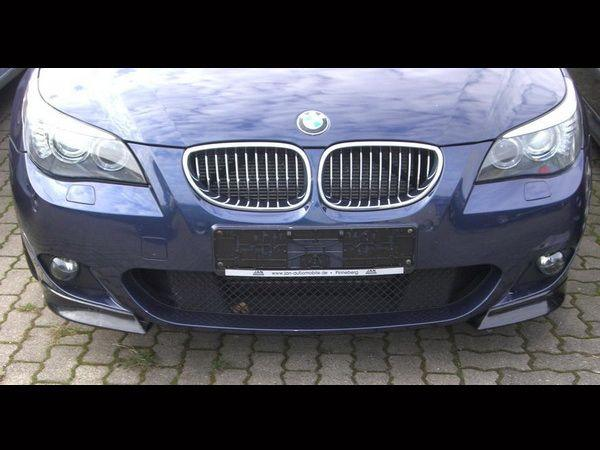 "Углы переднего бампера ""М-пакет"" BMW E60 (2003-2010)"