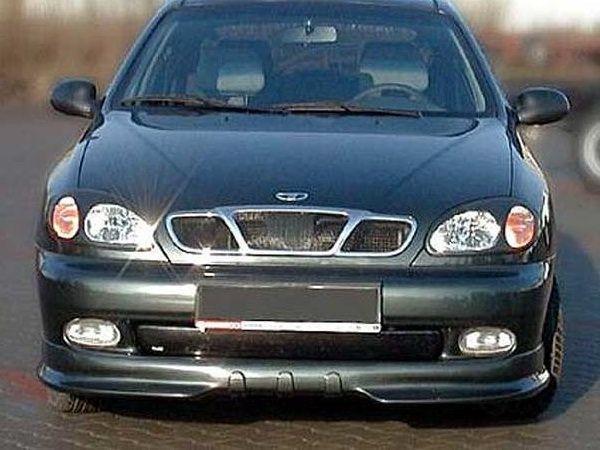 Накладка на передний бампер DAEWOO Lanos (1997-)