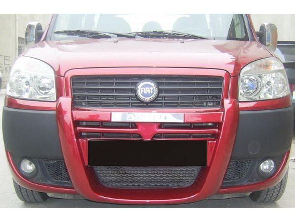 """Бампер передний FIAT Doblo I (2006-2009) """"SORENTO"""""""