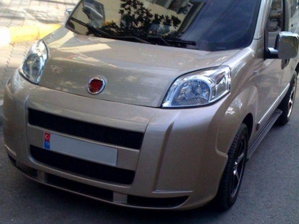 Накладка бампера передняя FIAT Fiorino (2008-)