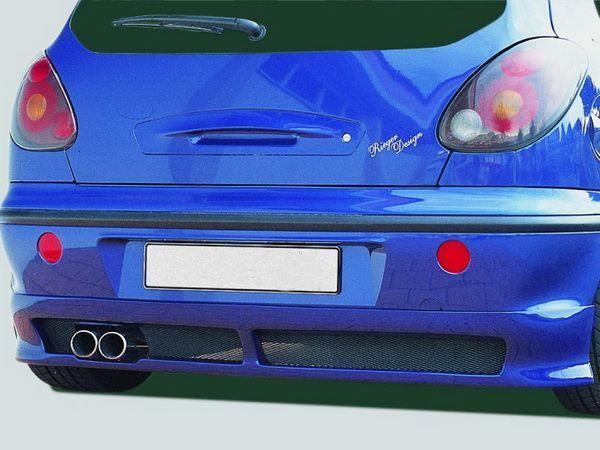 "Накладка бампера задняя FIAT Bravo I (1995-2001) ""RIEGER"""