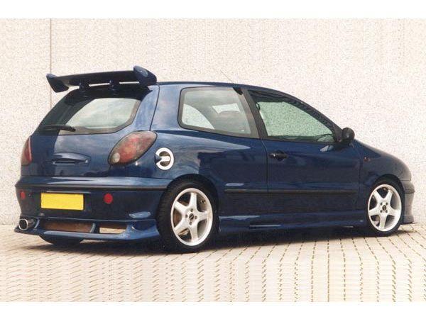 "Юбка задняя FIAT Bravo I (1995-2001) ""CAR"""