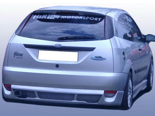 Накладка задняя FORD Focus I (98-04) Hatchback