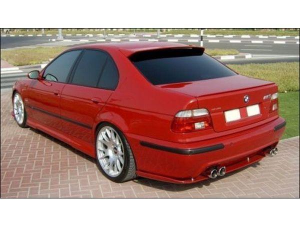 Накладка задняя бампера M-пакет BMW E39 (1995-2003)