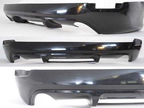 """Накладка задняя FORD Mondeo Mk4 (2007-2010) Sd/Hb """"XR5"""""""
