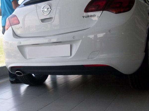 Диффузор задний OPEL Astra J (2009-) 5D Hatchback