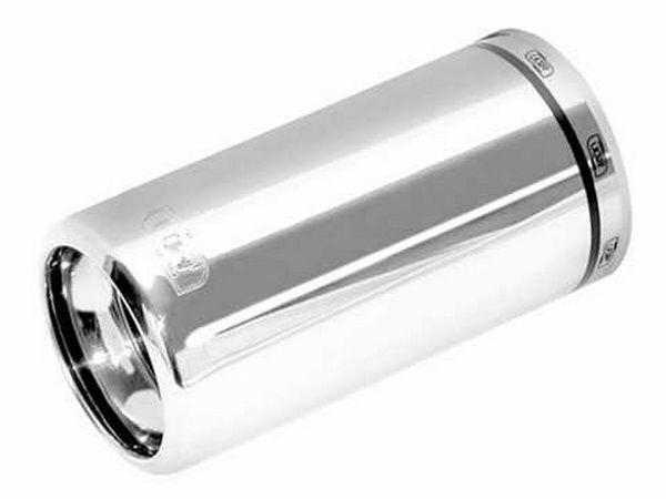 Глушитель универсальный алюминий NM-142-07
