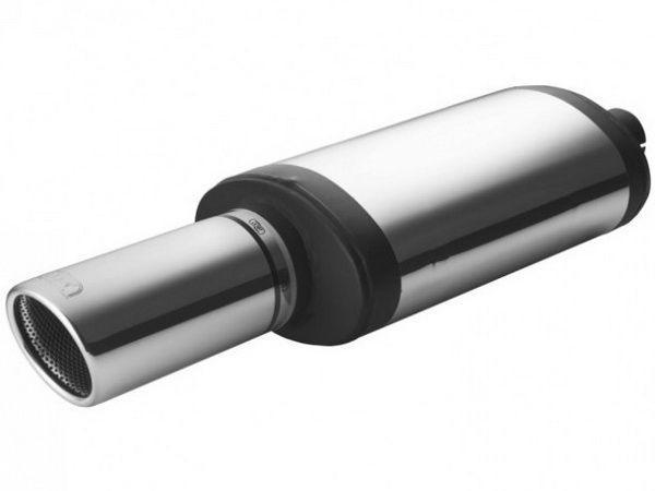 Глушитель универсальный NM-142-70RS
