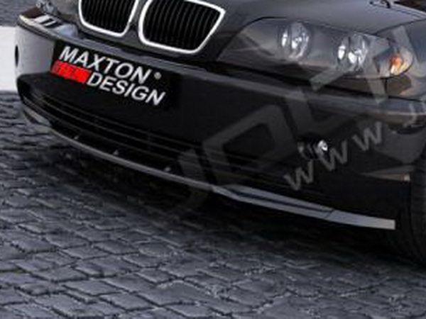 Сплиттер передний BMW 3 E46 Sedan