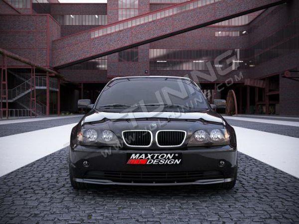 Сплиттер передний BMW 3 E46 (01-07) Sedan