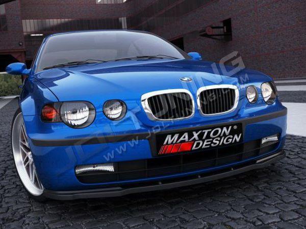 Сплиттер передний BMW 3 E46 Compact