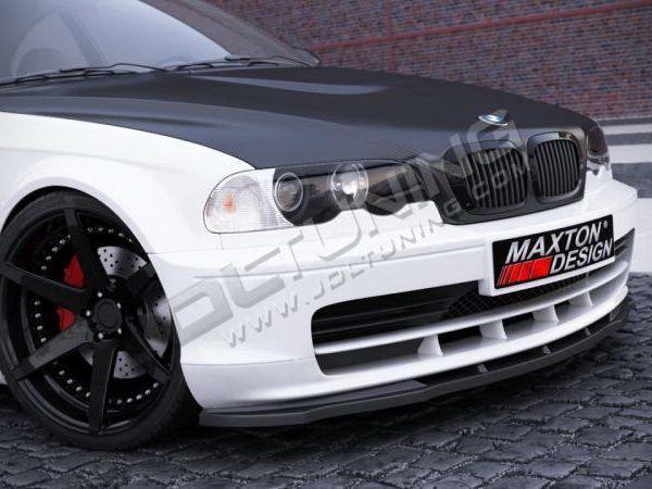 Сплиттер передний BMW 3 E46 (1998-2001) Coupe