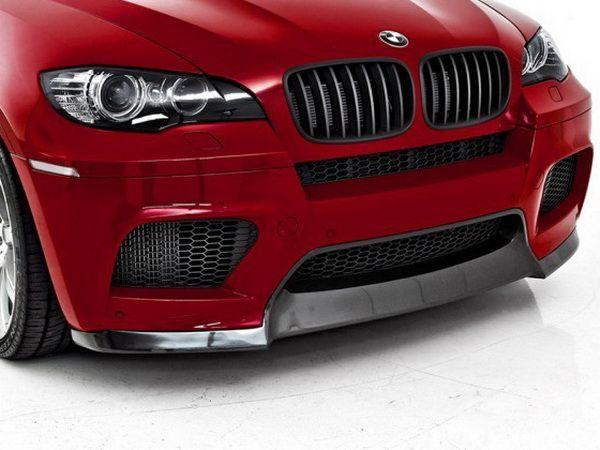 Юбка передняя BMW X6 E71 M (2008-2014)