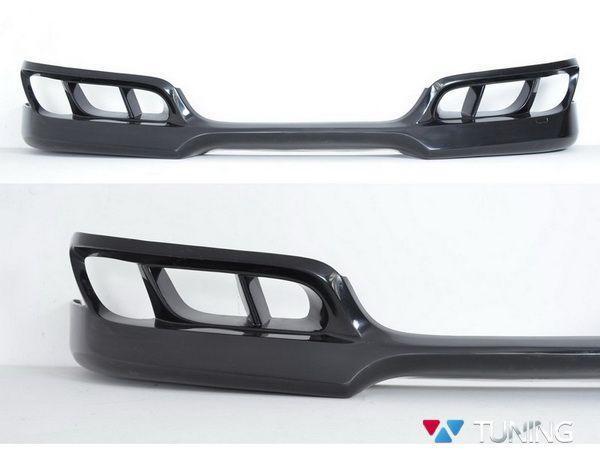 "Юбка передняя BMW 5 F10/F11 (10-13) ""SCHNITZER"""