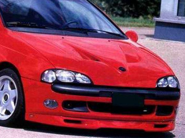 """Накладка на передний бампер OPEL Tigra A (94-00) """"GT/F1"""""""
