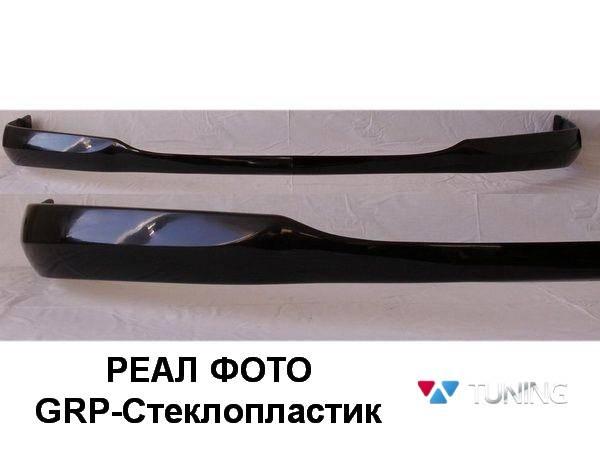 Юбка передняя OPEL Vectra C FL рестайлинг - OPC стиль - GRP - реал фото