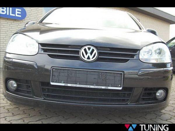 "Губа передняя VW Golf V ""INDIVIDUAL"""