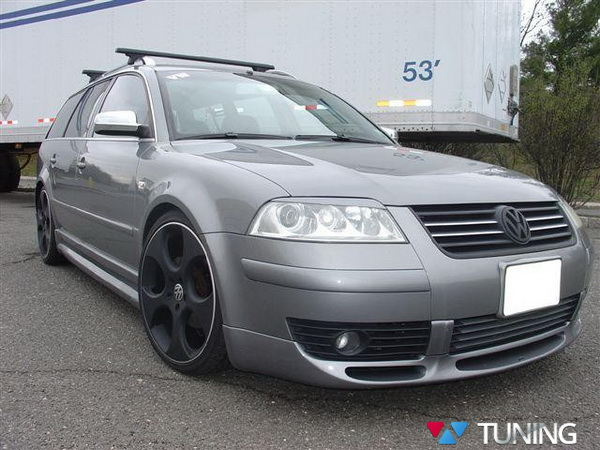 "Юбка передняя VW Passat B5+ 3BG (01-05) ""Votex"""